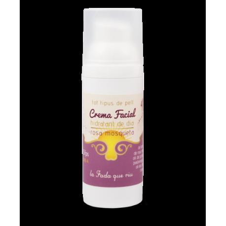 Crema facial de Rosa mosqueta SPF 15