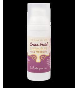 Crema Hidratant Facial de Rosa Mosqueta