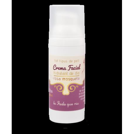 Crema Hidratante Facial de Rosa Mosqueta