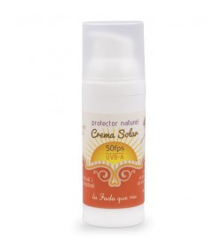 Crema Protectora solar